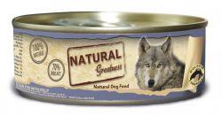 Natural Greatness oceánské ryby konzerva pro psy 156 g