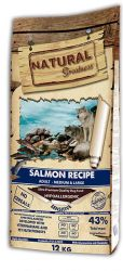 Natural Greatness Salmon Recipe Medium,Large /losos/ 12 kg