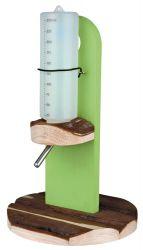 Natural Living dřevěný stojan na napáječku 18x30x18 cm