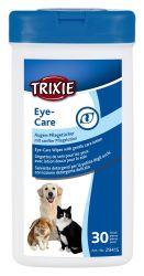 Oční péče - čistící ubrousky (30 ks)