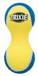 Tenisová činka modro-žlutá TRIXIE 15 cm