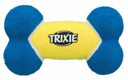 Tenisová kost modro-žlutá TRIXIE 17 cm