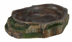 Terarijní miska na vodu a krmivo 10 x 2,5 x 7,5 cm