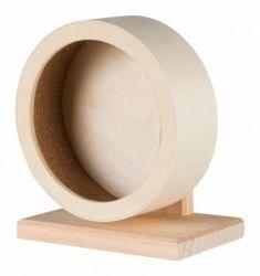 Dřevěné kolo pro myši a křečky 15 cm