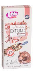 EXTRIMO SMAKERS tyčinky pro křečky 2ks/100 g
