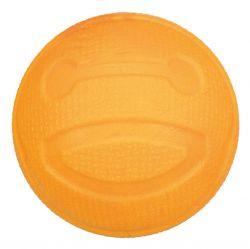 Míč TPR 6 cm, termoplastová guma, plovoucí