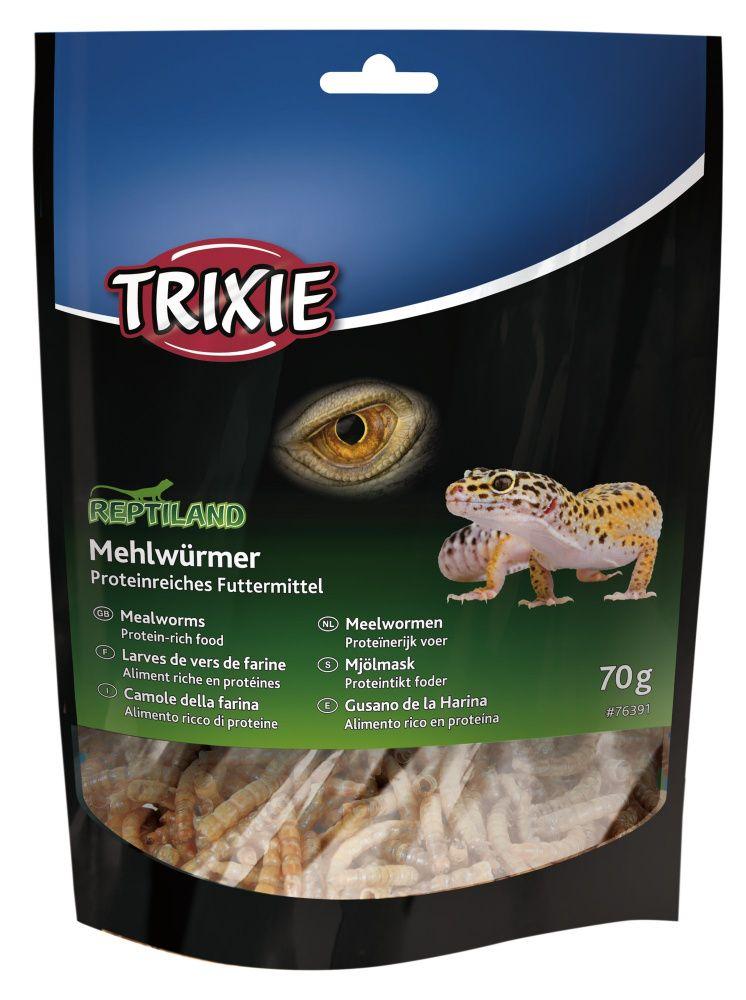 Sušený moučný červ 70 g TRIXIE