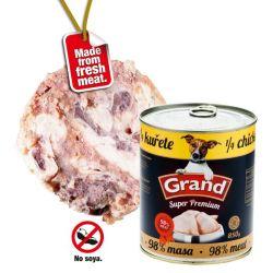 GRAND 1/4 kuřete 850 g