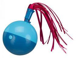 Hračka pro kočky míč Roly Poly 6x9cm na baterie, točící se