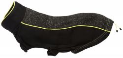 Pulover Hudson, M: 45cm, černá/šedá