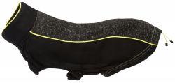 Pulover Hudson, XS: 30cm, černá/šedá