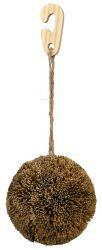 Závěsný míček ke hlodání, mořsská tráva -100%přírodní, 10cm