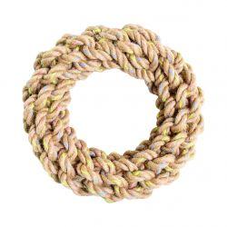 Kruh HipHop přírodní juta 17 cm / 245 g
