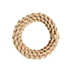 Kruh HipHop přírodní juta 22 cm / 360 g