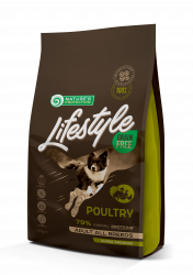 Nature's Protection Dog Lifestyle Grain Free Poultry  1,5kg