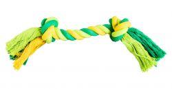 Uzel HipHop bavlněný 2  knoty 30 cm / 140 g limetková, zelená