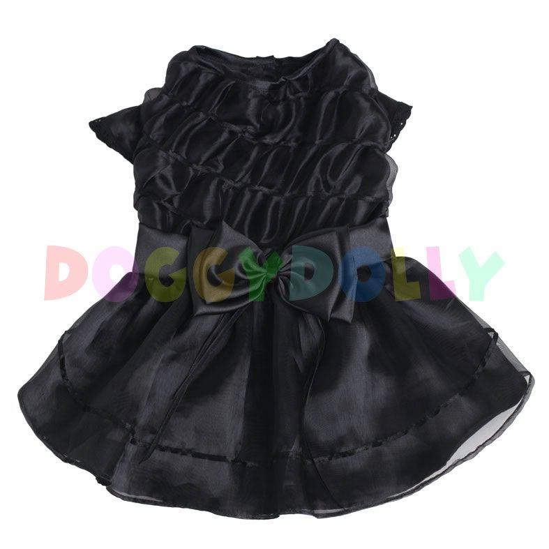 Šaty Doggydolly společenské černé