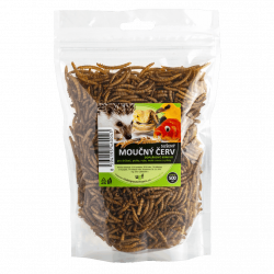 Moučný červ sušený 500ml (112g)