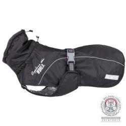EXPLORE zimní bunda pro psy, M: 50 cm, černá