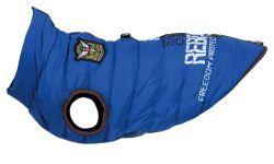 Obleček s postrojem Saint-Malo XS 30 cm modrý