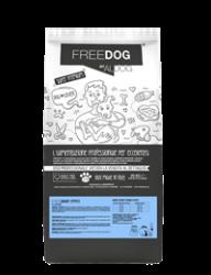 FREEDOG Puppy - Junior Pork Medium 20kg