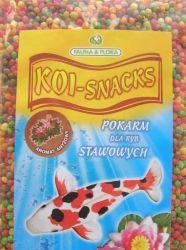 Krmivo MIX kuličky pro bazénové ryby 5l FAUNA I FLORA