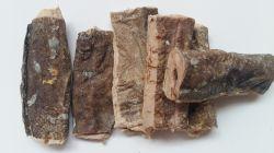 Plátky z tresčí kůže plněné rybím masem 250g