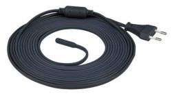 Topný kabel, silicon, jednošňůrový 25 W/4,50 m