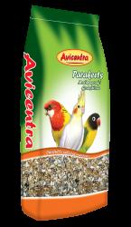 Avicentra Classic menu malý papoušek 20kg