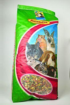 Avicentra Deluxe králík 20kg + DOPRAVA ZDARMA