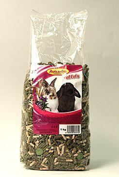 Avicentra Granule pro králíky 1kg