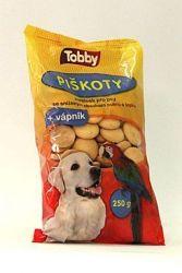 Pochoutka Piškoty TOBBY 250g