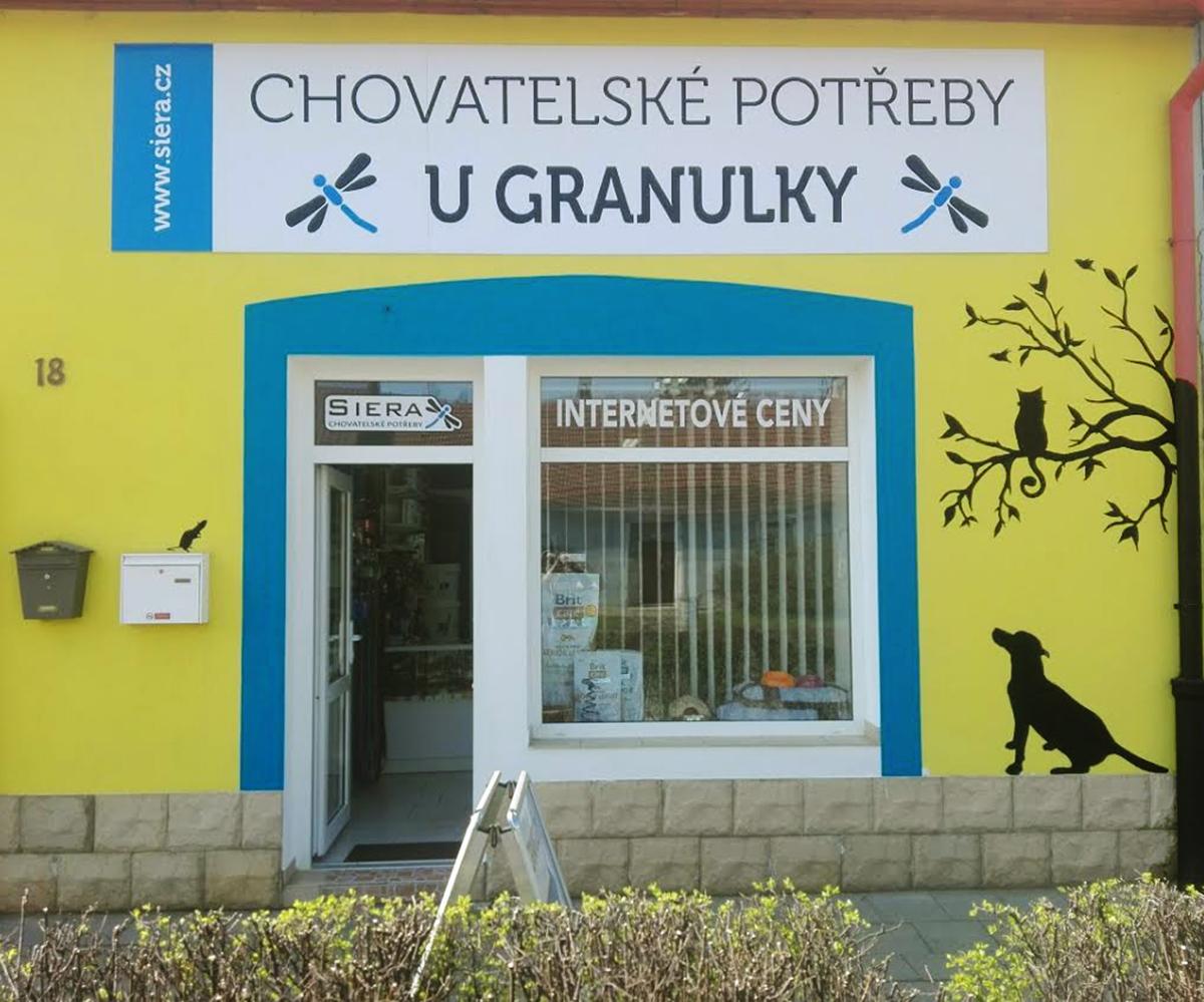 Prodejna U GRANULKY